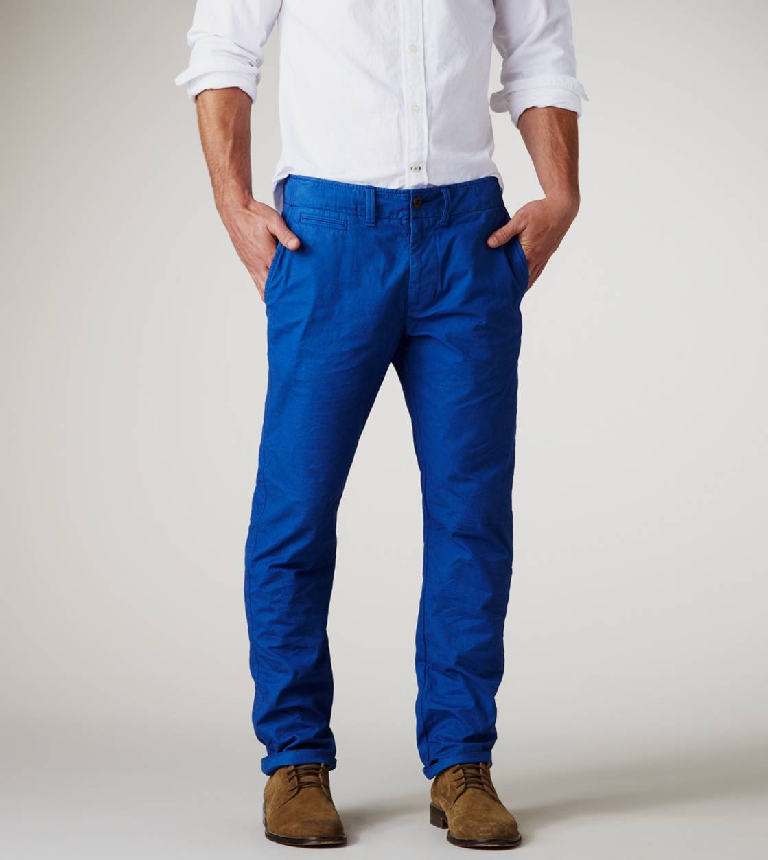 Blue Pants For Men