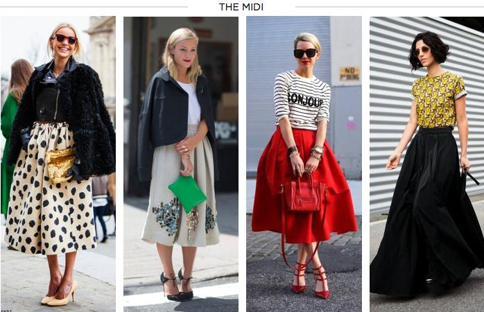 Spring 2014 Trends | À La Mode Wardrobe Consulting